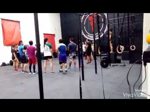 Storm Fitness Club Community WOD x