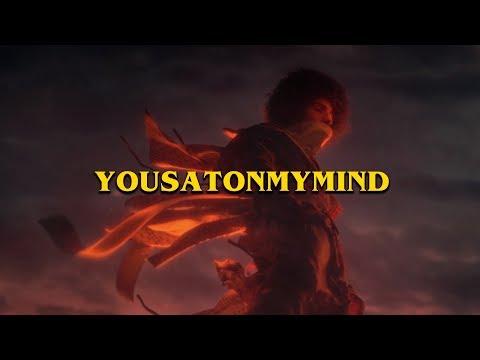 Youtube: Rilès – YOUSATONMYMIND (Lyric Video)