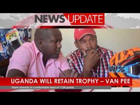 Uganda will retain trophy   Van Pee