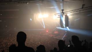System of a down live - Toxicity + sugar & circle pit intro Belgium