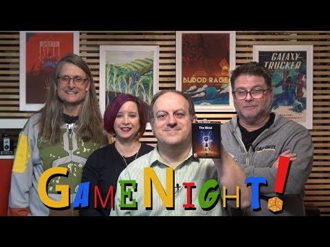 The Mind - GameNight! Se5 Ep27