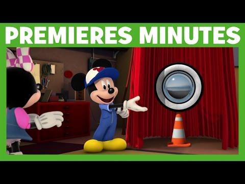 Mickey et ses amis : Top Départ ! - Le pneu collector de Mickey
