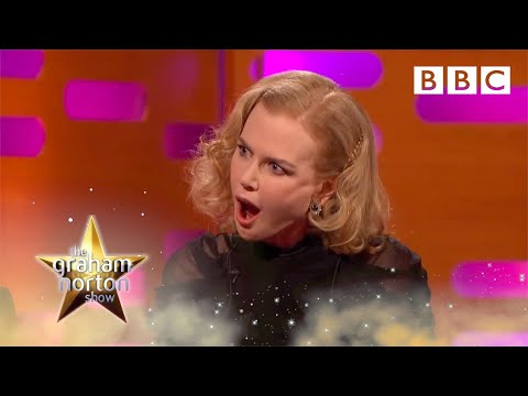 Meryl Streep and Nicole Kidman discuss their birth names  The Graham Norton : Episode 3  BBC