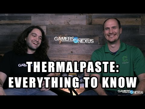 Everything to Know About Thermalpaste