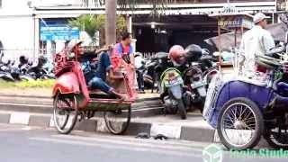 Social Experiment Indonesia -  Menjatuhkan Handphone