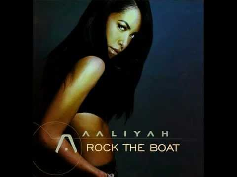 Aaliyah - Rock The Boat (Instrumental)