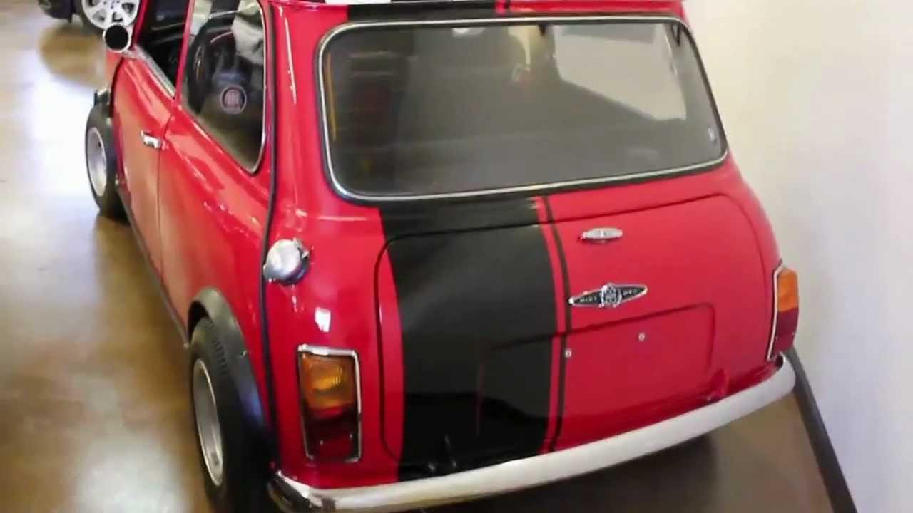 1976 Austin Mini Cooper S Mk 2 Tribute For Sale In Denver Co At The