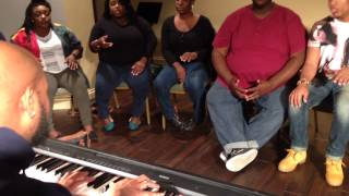 """Trey Mclaughlin and SOZ """"Lord I Lift Your Name On High"""" (Cover)"""