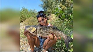 Ловимо Білого Амура На Сарану (Рибалка в Дагестані)