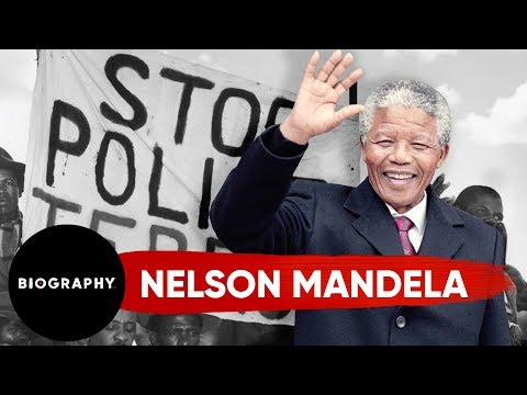 Nelson Mandela: Mini Biography