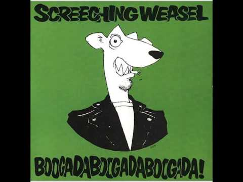 Screeching Weasel - My right (HQ)