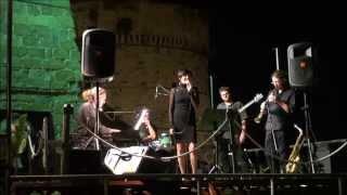 MINA JAZZ TRIBUTE - Grazia D'Aversa Quintet - LE MILLE BOLLE BLU