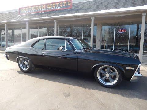 1972 Chevrolet Nova $42,900.00