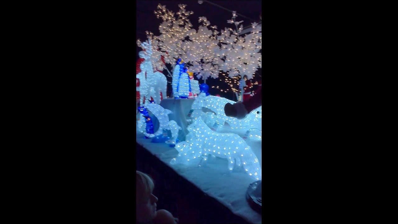 Clays Garden Centre Christmas(6) - YouTube