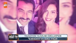 Televizyon Yıldızı Atv Bu Yılda Ödül Yağmuruna Tutuldu. - Dizi TV atv