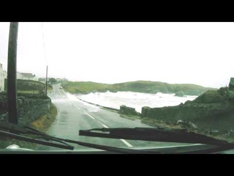 Storm Trearddur Bay (Wales, UK) - 1 February 2014