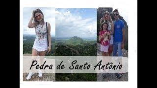 Vlog Pedra de Santo Antônio Galante -PB: By: Viviane Campos