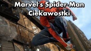 Marvel's Spider-Man - Ciekawostki - Damage Control, pod mapą, Ratchet & Clank i nie tylko