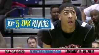 Flyin To The Hoop 2015 Commercial - Anthony Davis, Jabari Parker, Andrew Wiggins