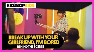 KIDZ BOP Kids - Break Up With Your Girlfriend, I'm Bored (Official Music Video)