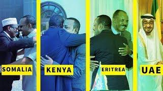 Wararkii ugu Danbeeyey Ujeedada Kadanbaysa Heshiiska Kenya & Somalia ee itoobiya Wado