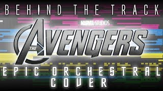 Gambar cover BEHIND THE TRACK | AVENGERS EPIC ORCHESTRAL COVER