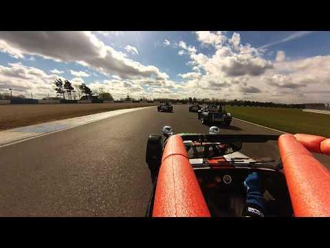 2014   Donnington   Grads Classic Race 1