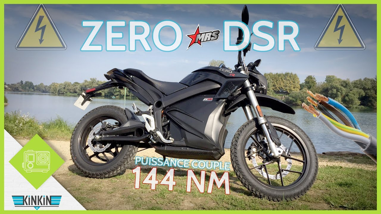 je teste une moto electrique zero dsr couple de fou 144nm youtube. Black Bedroom Furniture Sets. Home Design Ideas