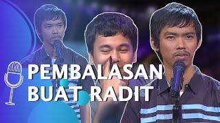 Full Komentar Pecah Stand Up Comedy Dodit Mulyanto Pembalasan Buat Raditya Dika Suci 4