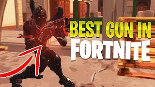 ONLY USING THE GREY TAC! 1ST WEAPON FORTNITE CHALLENGE!