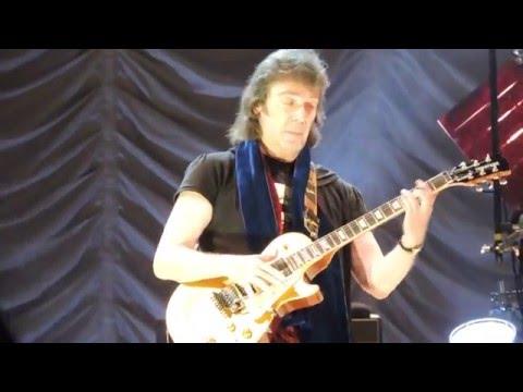 Steve Hackett 2016 Genesis The Musical Box Live at Orpheum LA