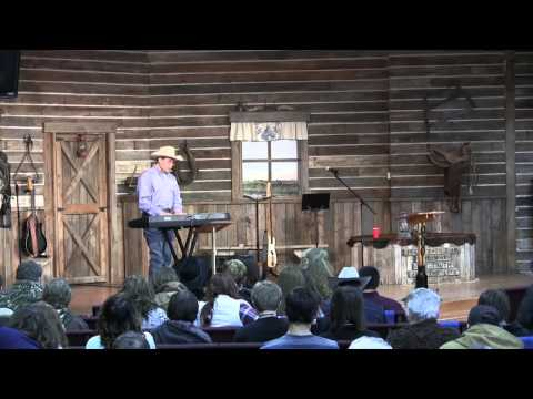"Prayer Song - ""Lead Me to Some Soul Today"", Cowboy Church of Ennis"