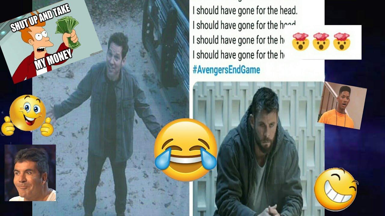 Avengers Endgame Memes Clean Funny Memes 2019