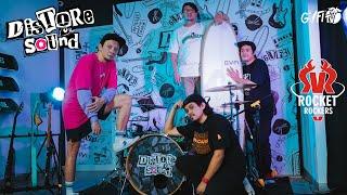 ROCKET ROCKERS - Dia Live Session   GVFI Distore Sound