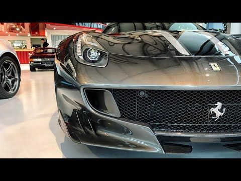 Shopping For A Ferrari F12 TDF! | MrJWW