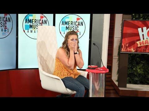 Ellen Superfan Gets Redemption on 'Hot Hands'