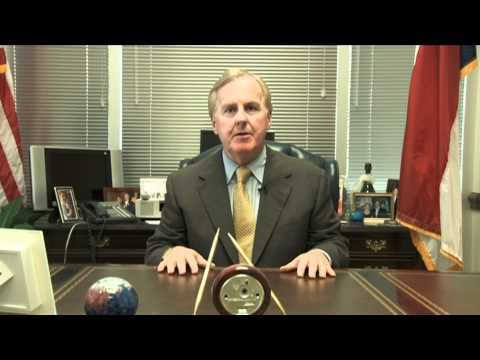 Former NC State Senator Robert Pittenger Supports the Male Leadership Academy of Charlotte