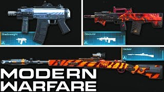 Modern Warfare: The TOP 10 Blueprints To Use (BEST Blueprints)