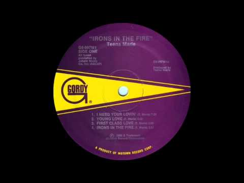 Teena Marie  - Young Love (Gordy Records 1980)