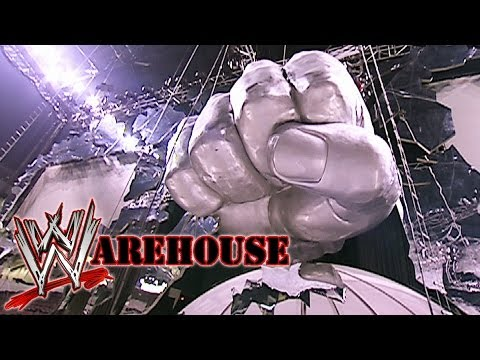 The SmackDown Fist! - WWE Warehouse - Ep. #2