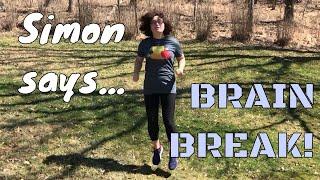 Simon Says - Brain Break
