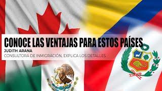 ¿POR QUÉ MÉXICO, COLOMBIA Y PERÚ NO NECESITAN UN LMIA PARA OBTENER UNA OFERTA LABORAL EN CANADÁ?