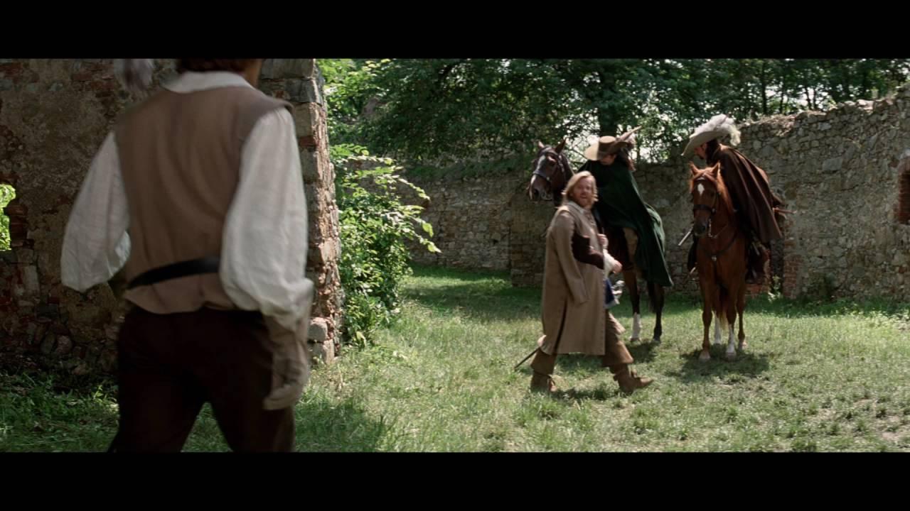 Три мушкетера - Трейлер