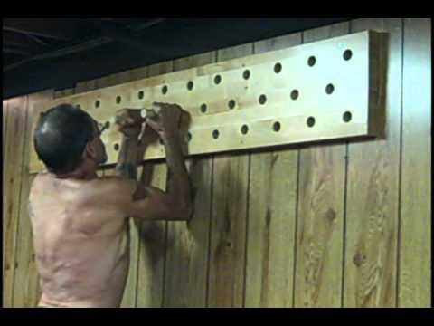 Peg Board Climbing Youtube