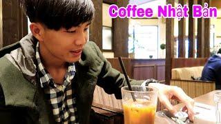 Cơm - Áo - Gạo - Tiền - Coffe Nhật Bản || cuộc sống nhật || san vlog