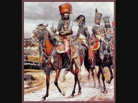 Dans les Hussards (Song of the French napoleonic Hussars)
