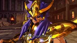 Saint Seiya Soldier's Soul: Sanctuary Chapter walkthrough Part 10 [PS4] (English)