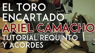 El Toro Encartado - Ariel Camacho y Los Plebes del Rancho - Tutorial - REQUINTO - ACORDES - Guitarra