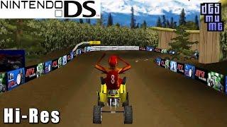 ATV Quad Kings -  Nintendo DS Gameplay High Resolution (DeSmuME)