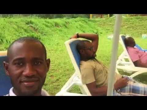 Visita ao Resort Maiombe  Cabinda